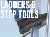 Ladders & Step Tools