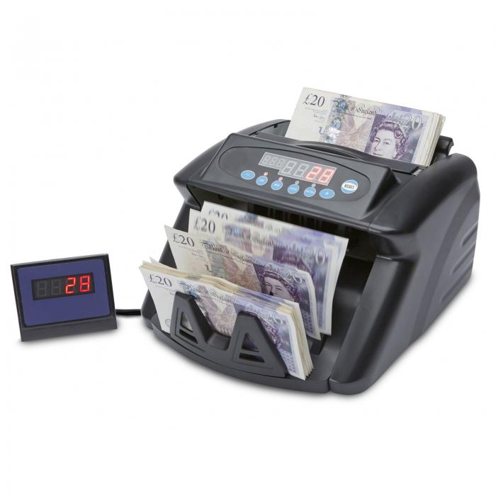 Electronic Money Note Counter / Batch Sorter