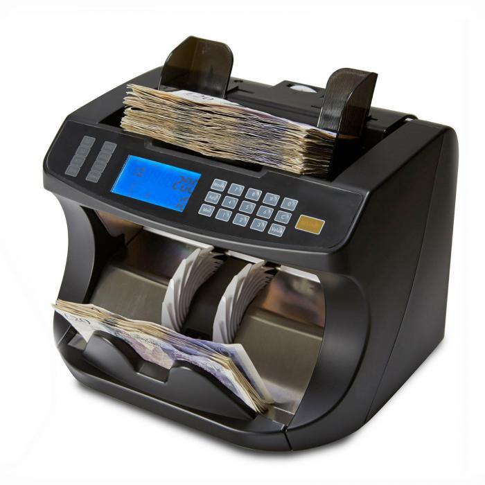 Heavy Duty Electronic Money Note Counter / Batch Sorter