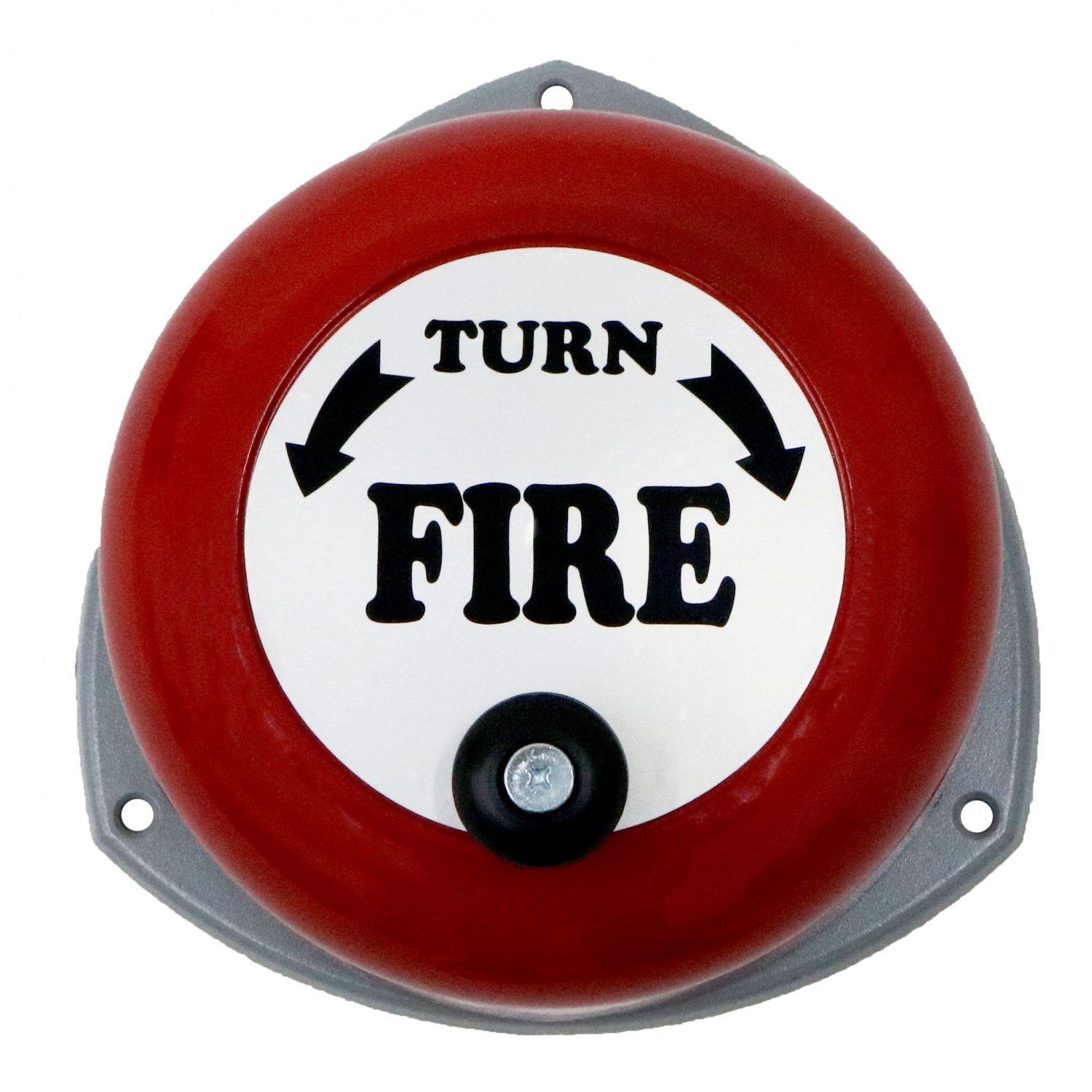 Rotary Hand Fire Safety Bell Manual Alarm