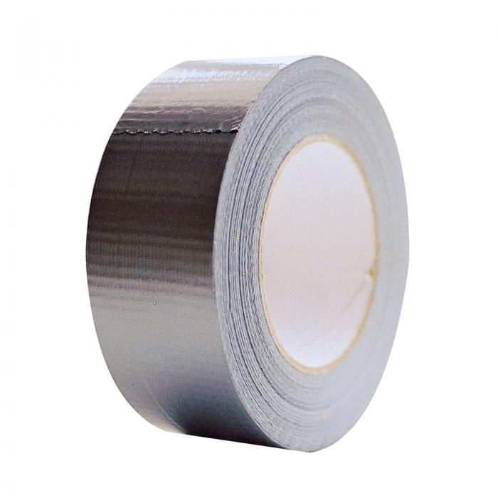 Black Cloth Tape 50mm x 50mtr - Case 24 Rolls