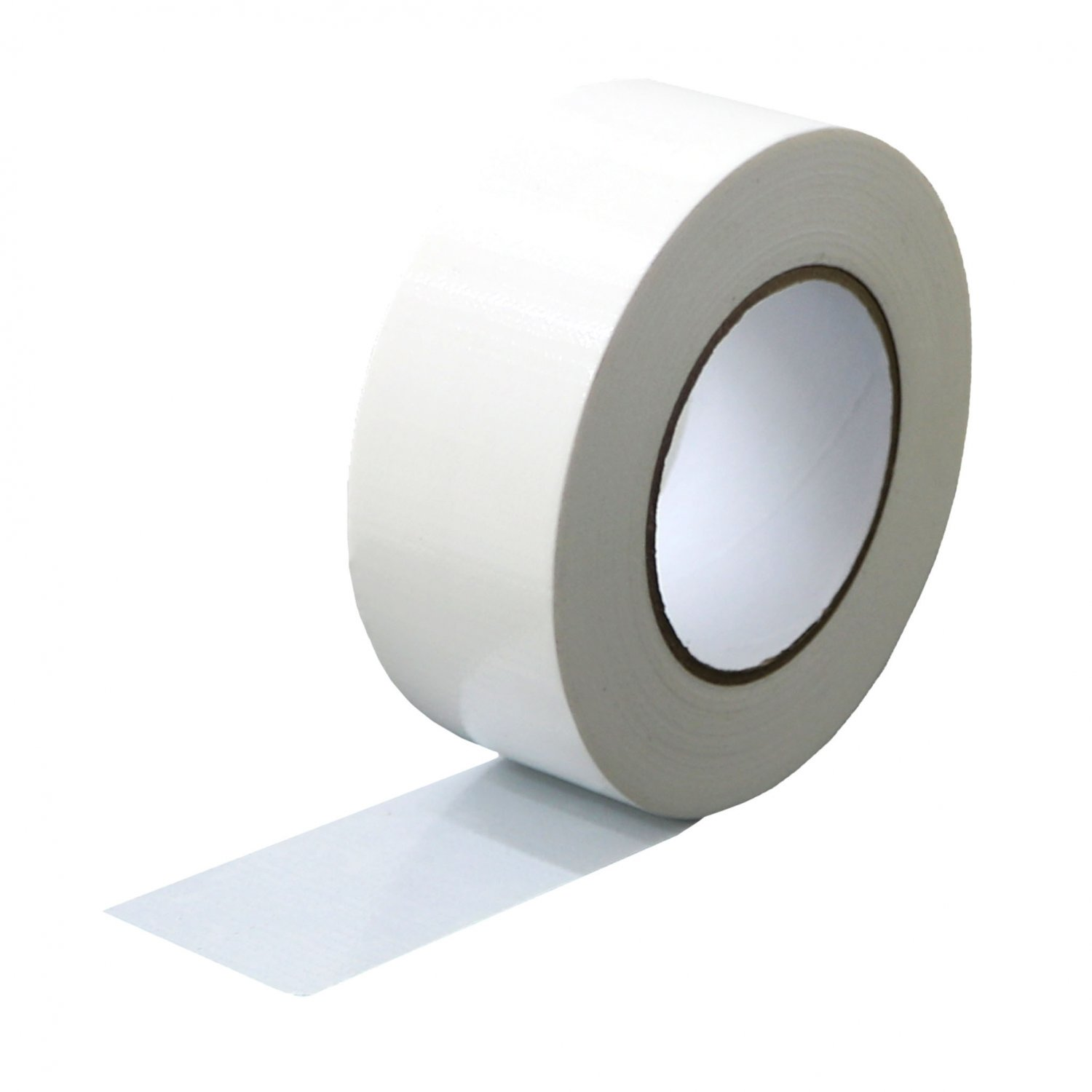 White Cloth Tape 50mm x 50mtr - Case 24 Rolls