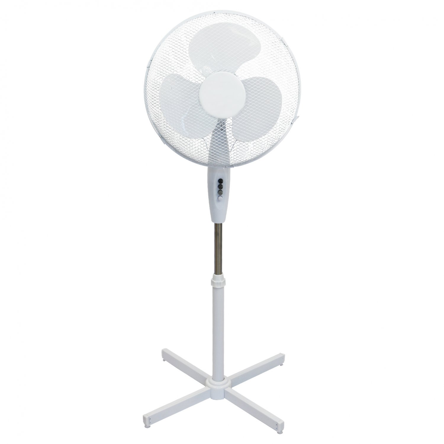 "16"" Oscillating Pedestal Electric Fan"
