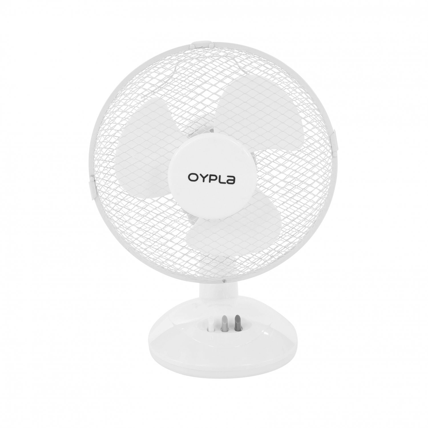 "9"" 2 Speed Oscillating Electric Desk Table Home Office Fan"