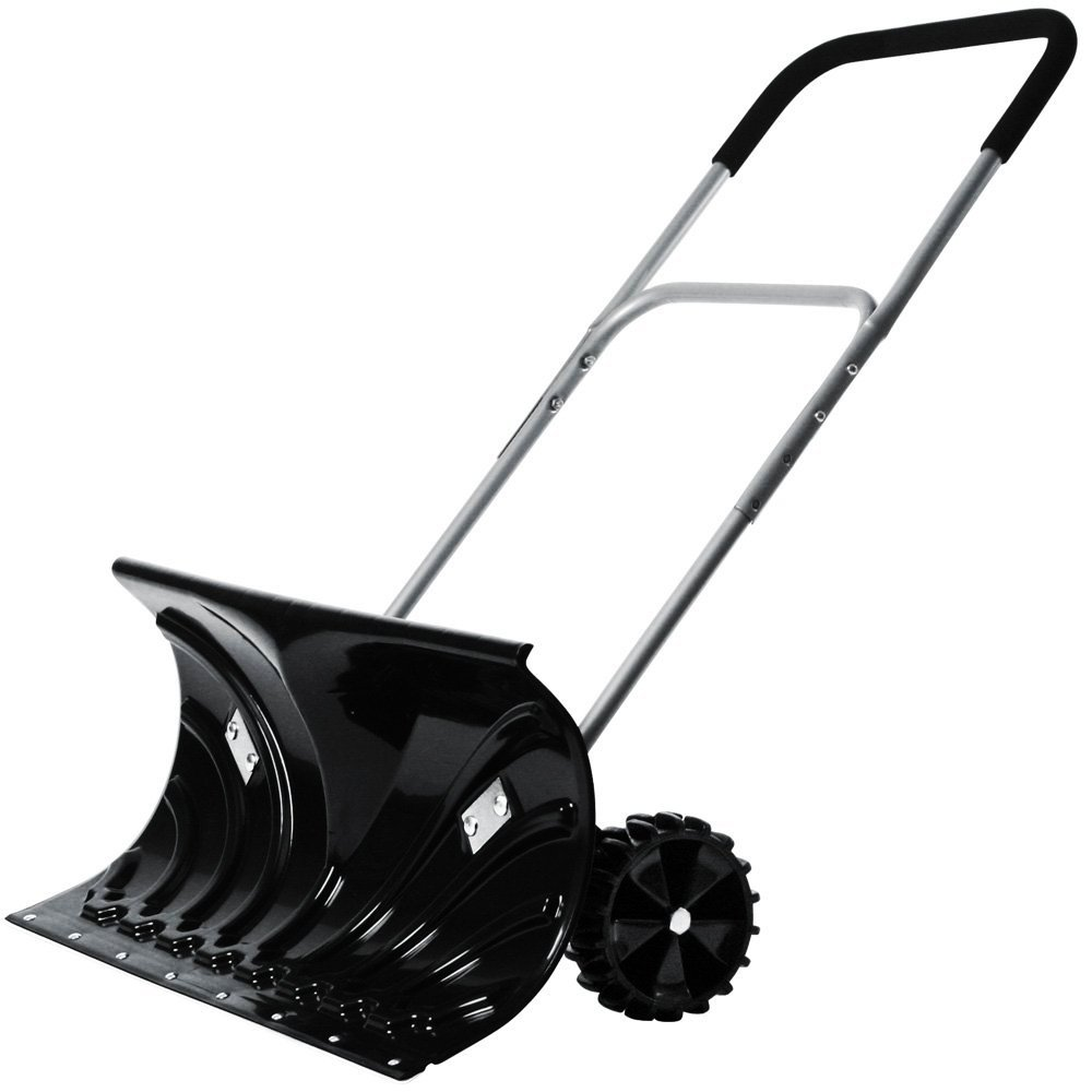Heavy Duty Snow Plow - Push Snow Shovel Plough