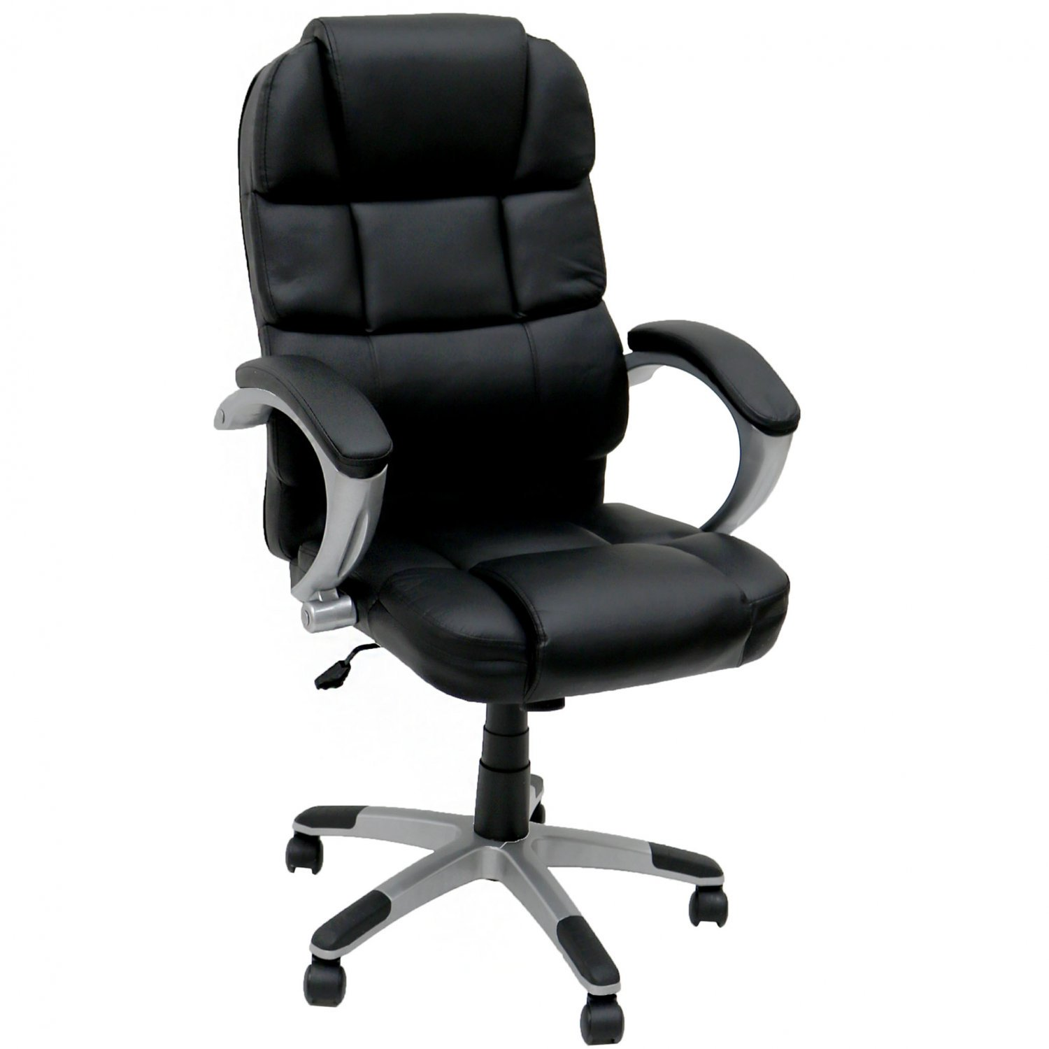 Luxury Designer Computer Office Chair - Black
