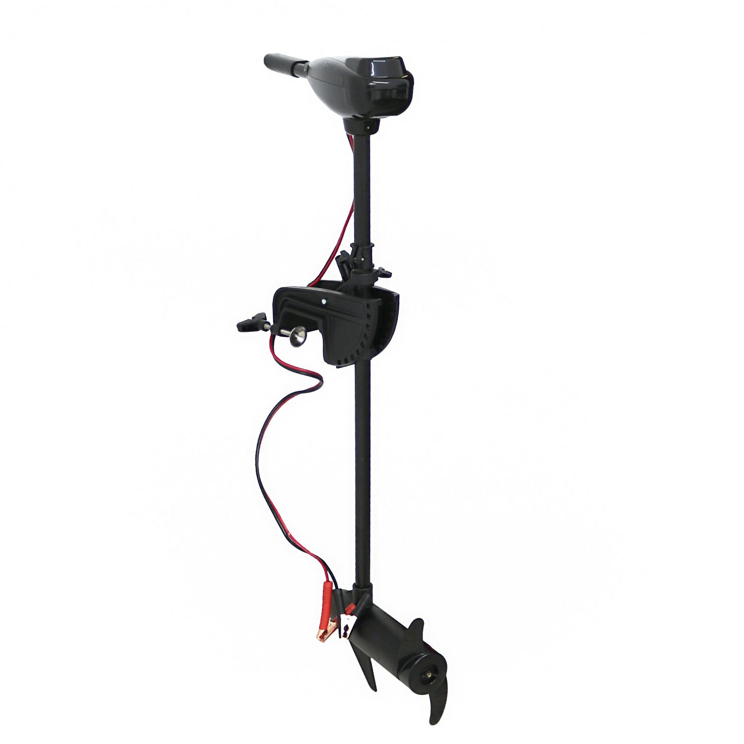 40'/lb Electric Outboard Trolling Motor 12v Battery Operated