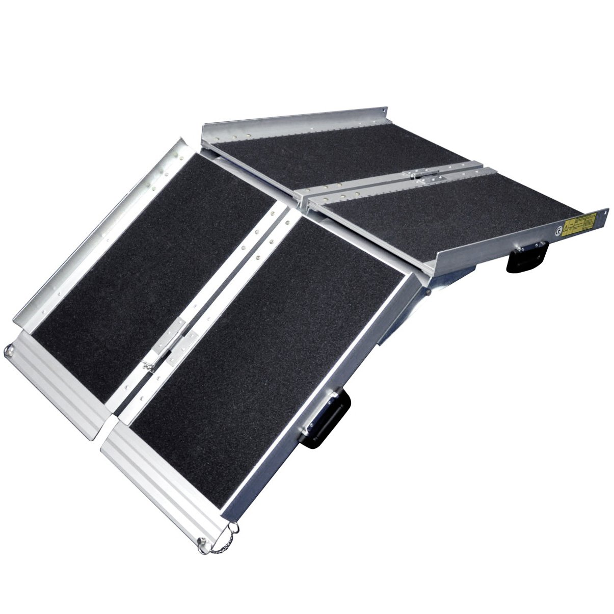 4ft Lightweight Wheelchair Mobility Scooter Ramp Disabled