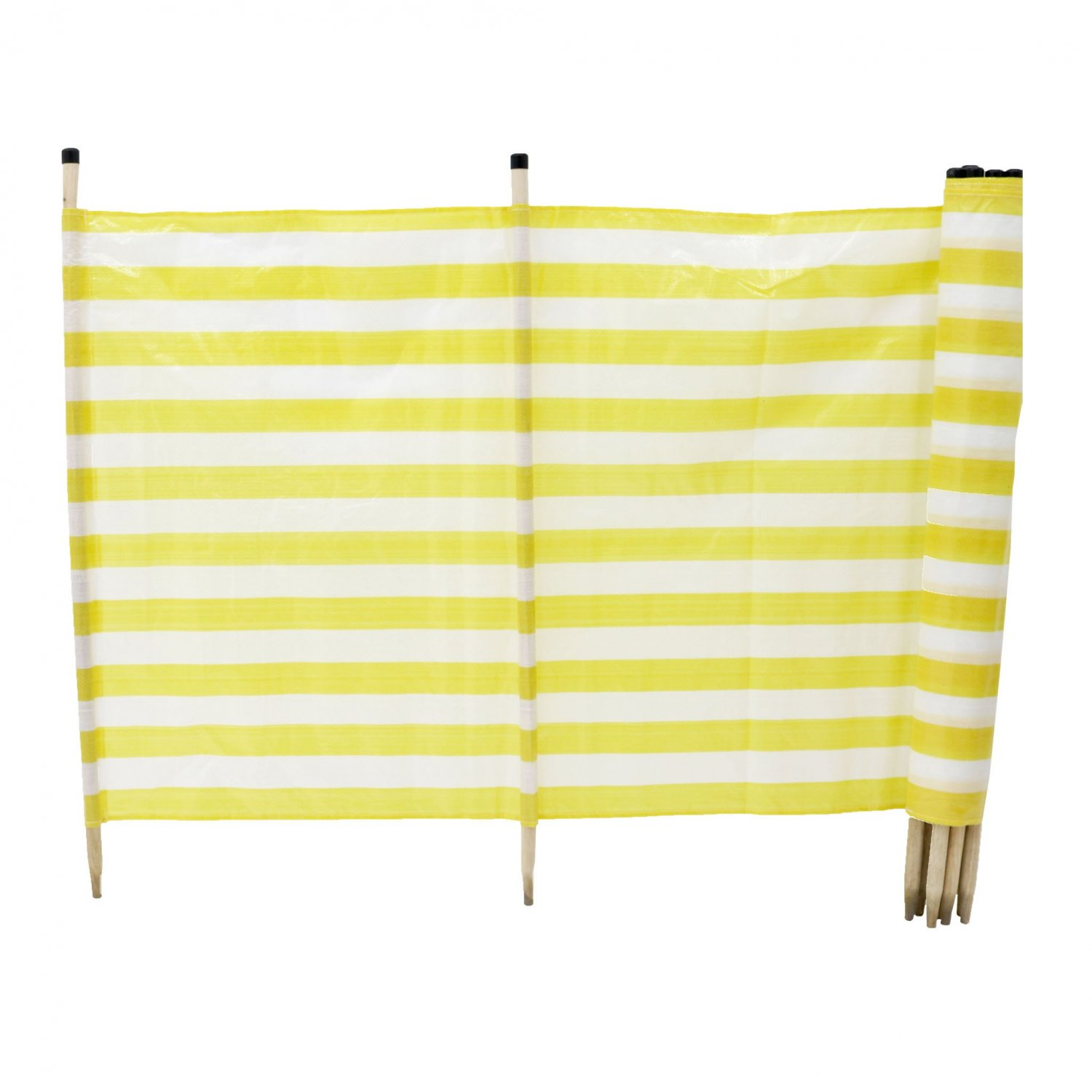 10 Pole Windbreak Beach Holiday Camping Caravan Windbreaker