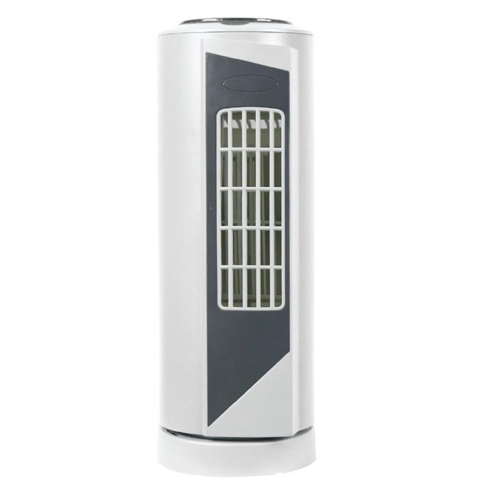 "15"" Free Standing 3-Speed Oscillating Tower Cooling Fan"