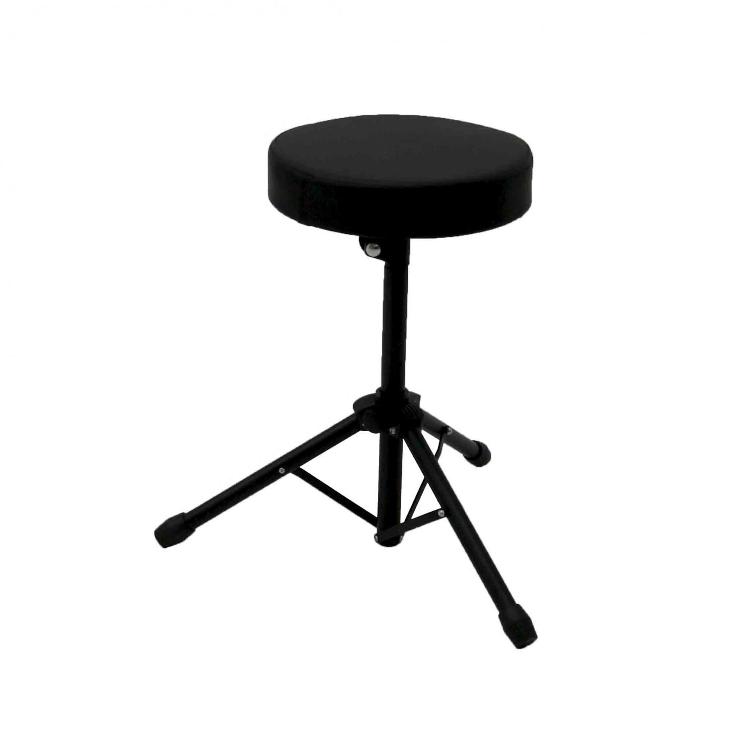 Foldable Drum Stool Throne Chair Seat Music Piano Keyboard