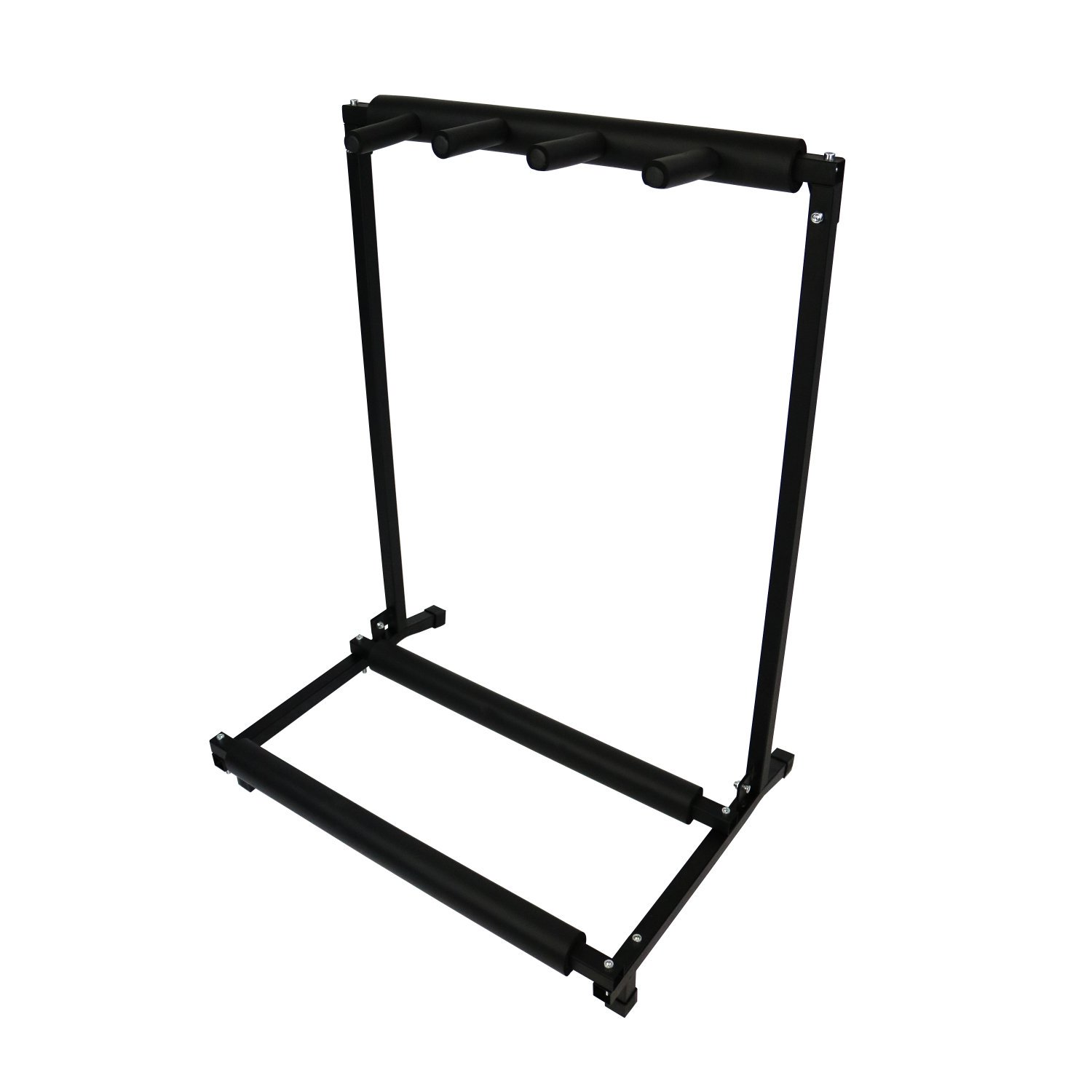 3 Way Multi Guitar Rack Holder Stand Electric Acoustic Bass