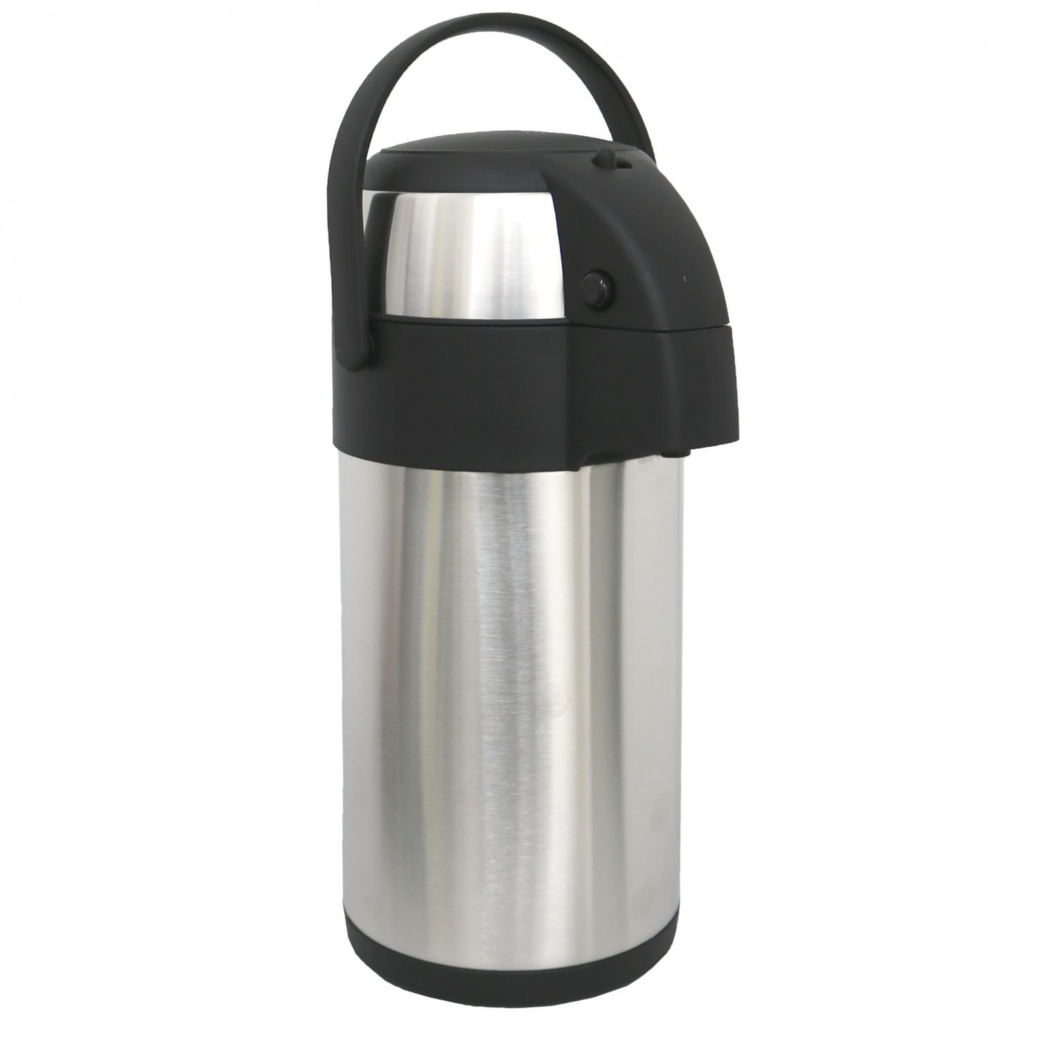 3L Stainless Steel Airpot Insulated Vacuum Thermal Flask Jug