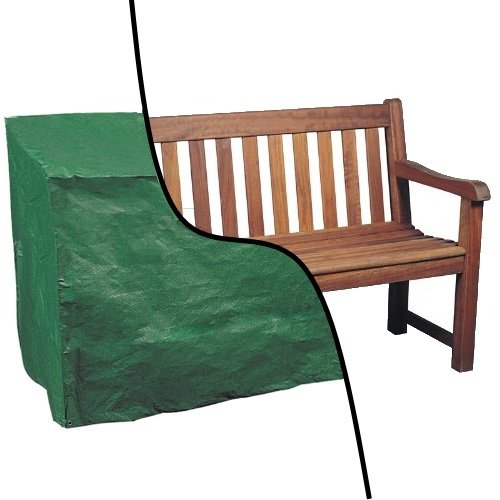 Waterproof 4ft 1.2m Garden Furniture 2 Seater Bench Seat Cover Part 92