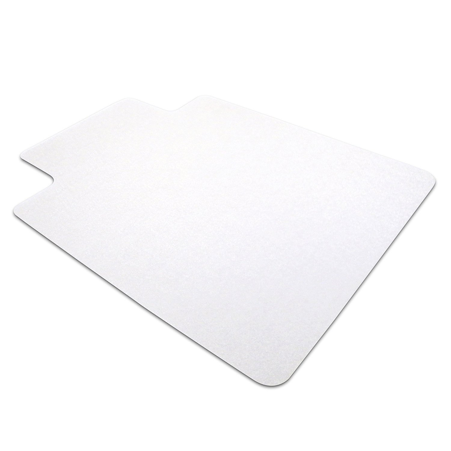 Home Office Non Slip PVC Desk Chair Mat Carpet Floor Protector