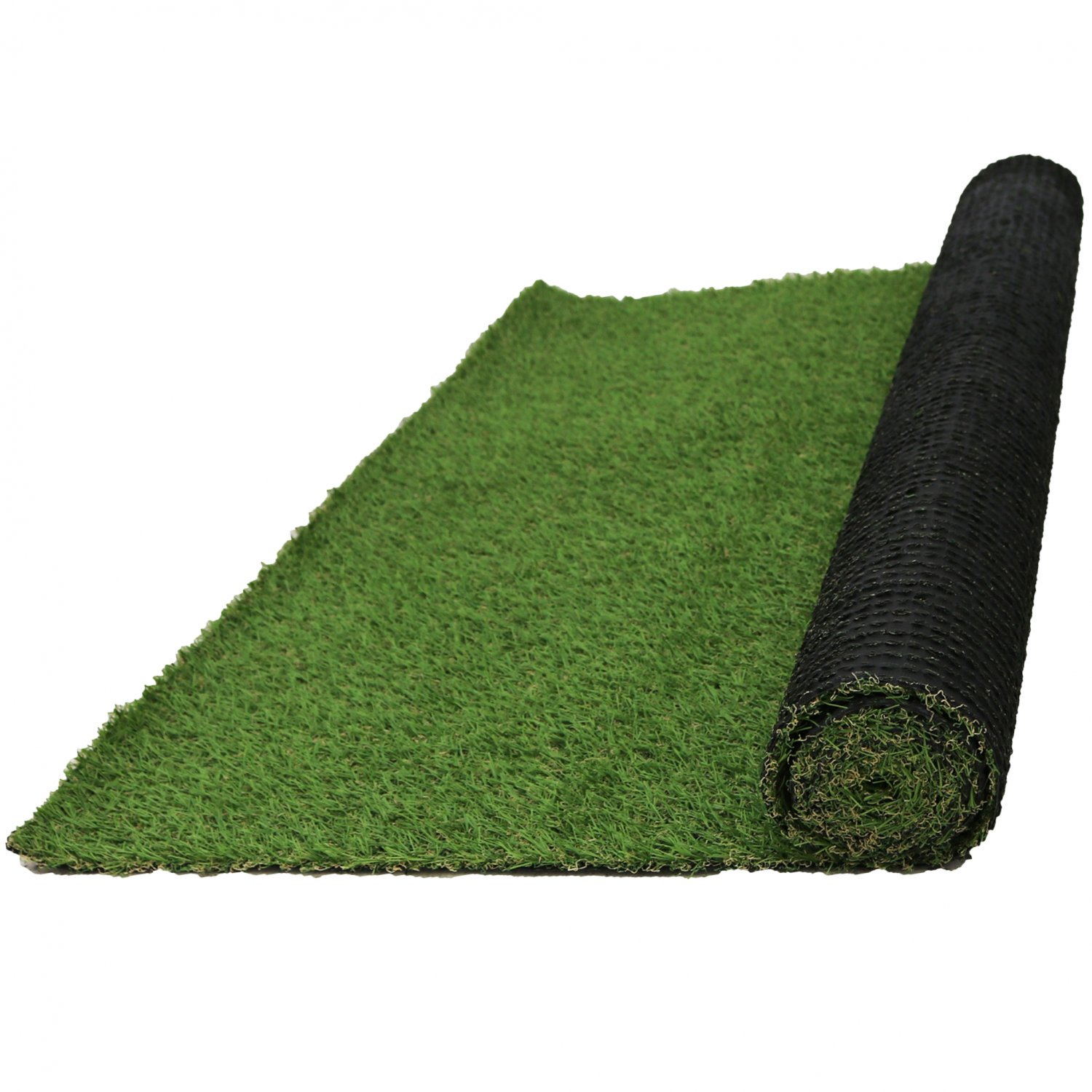 17mm Artificial Grass Mat 6ft x 3ft Greengrocers Fake Turf Lawn