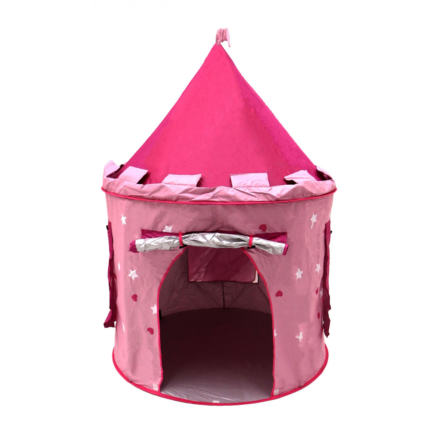 Childrens Kids Pink Castle Pop Up Play Tent Fairy Princess  sc 1 st  Who Needs Shops & Indoor Toys : Who Needs Shops