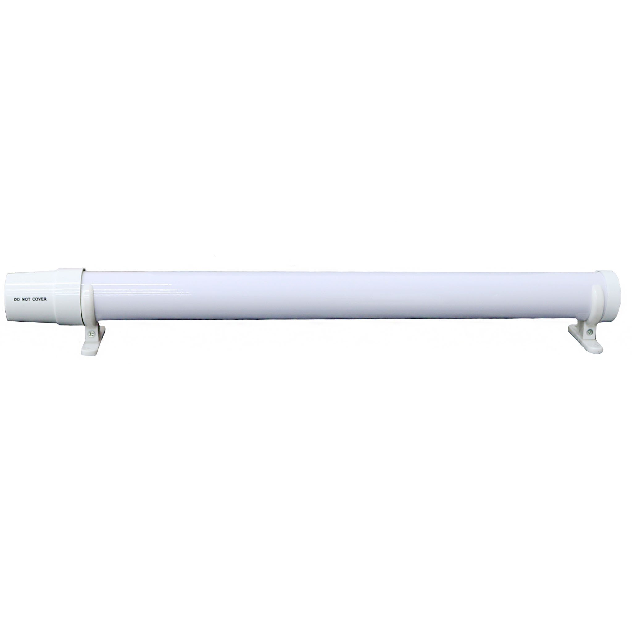 2ft 80W Wall Mounted Tubular Electric Tube Heater Greenhouse