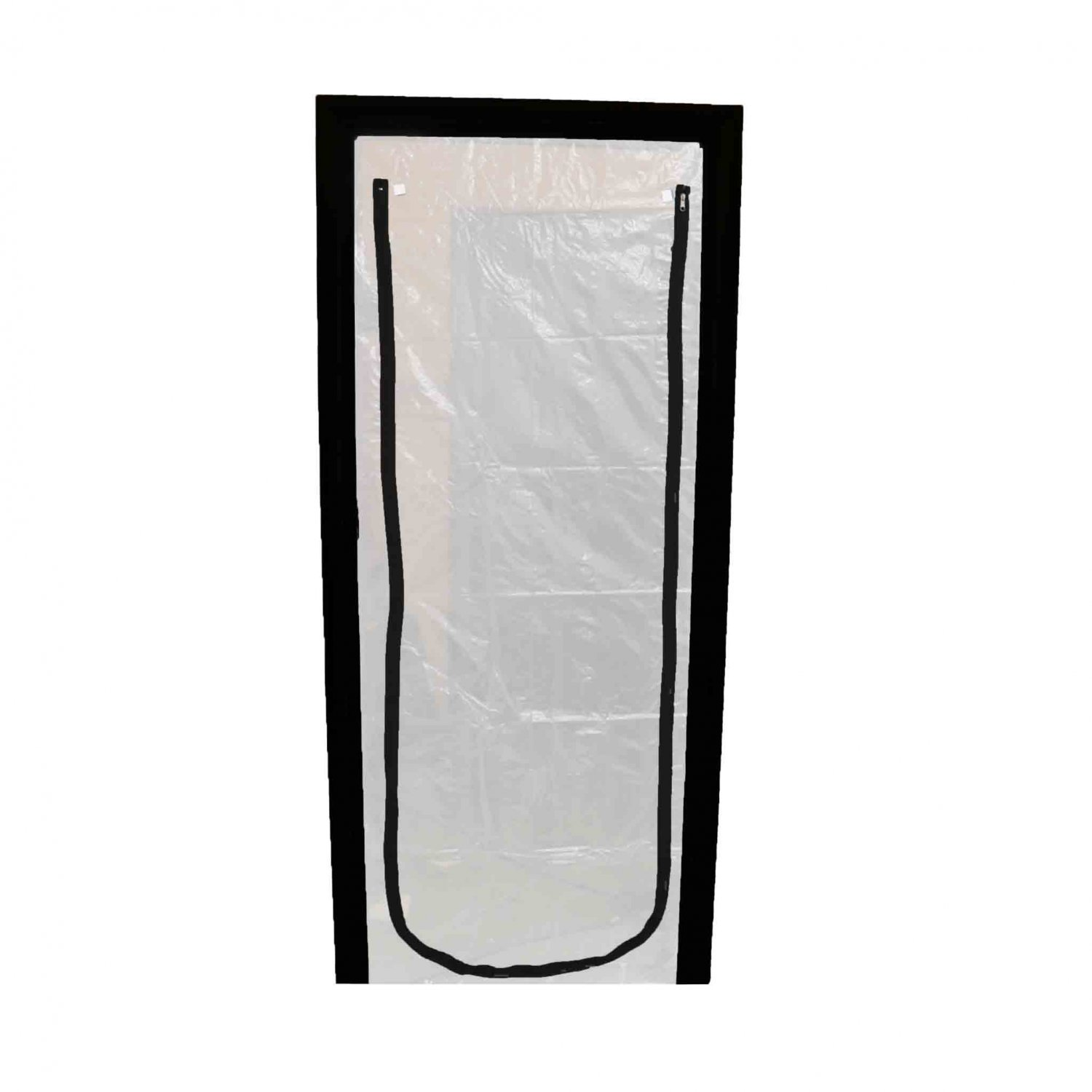 Heavy Duty Reusable Zip Door Dust Barrier Guard Protection Kit