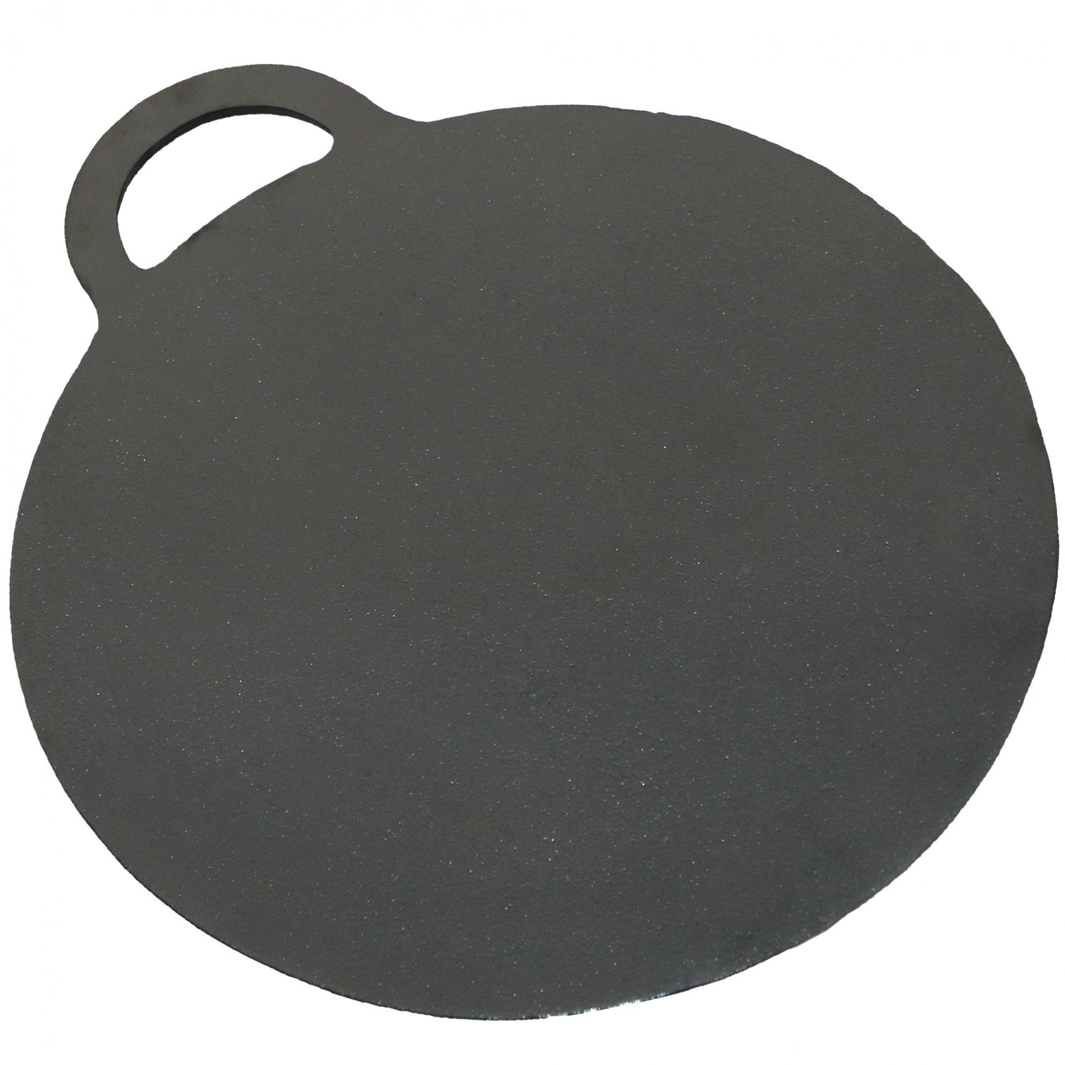 30cm Cast Iron Seasoned Baking Stone Cooking Skillet Griddle