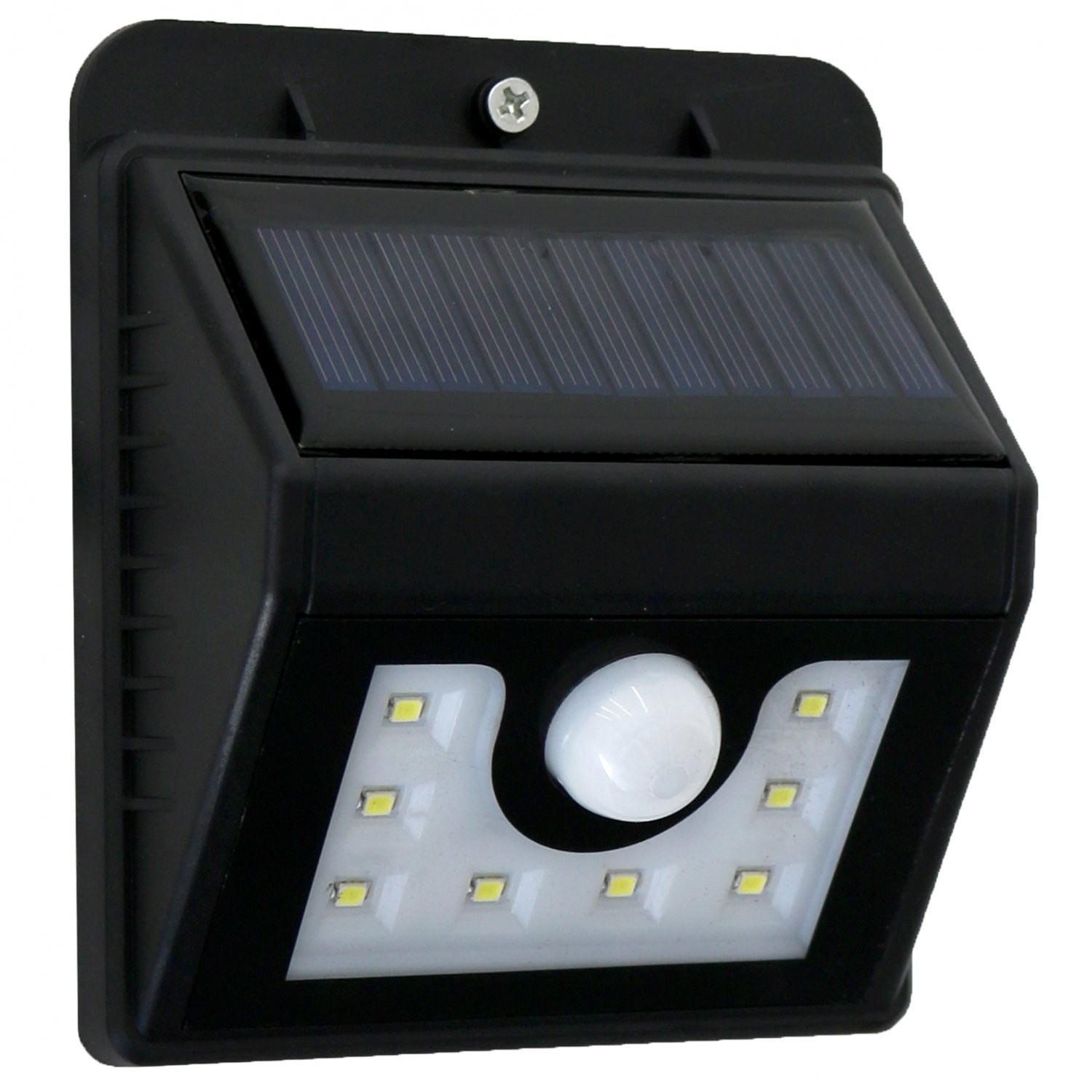 Waterproof Wall Mounted Outdoor Solar Motion Sensor LED Light