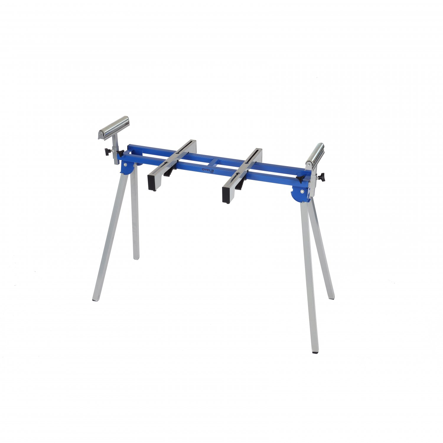 Universal Mitre Saw Stand with Extending Support Arms & Rollers