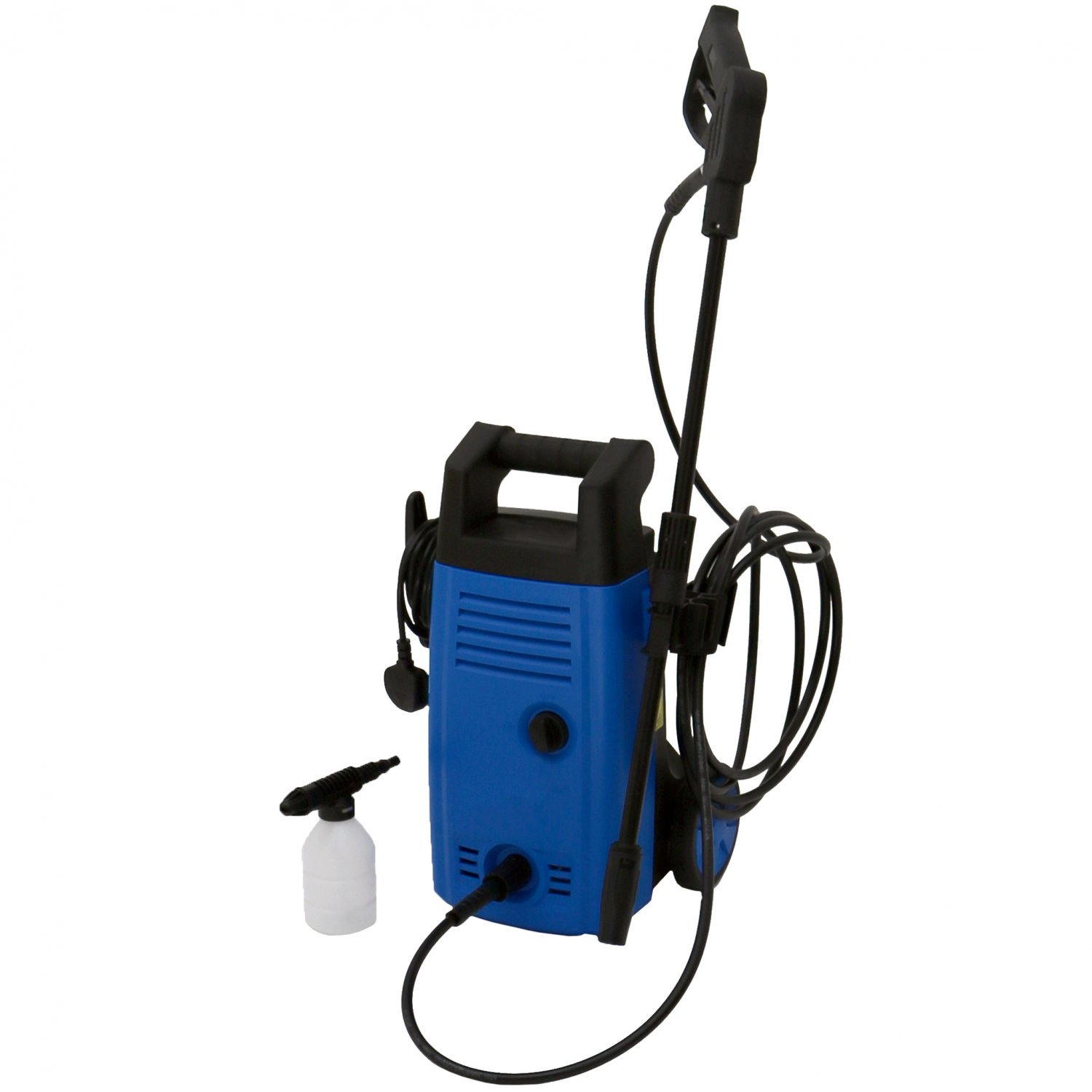 1400W 105Bar High Pressure Jet Washer Cleaner and Accessories