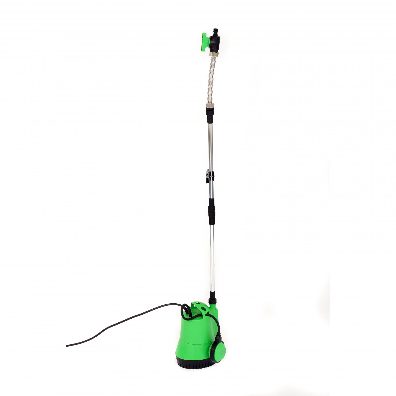 350W Garden Submersible Water Butt Pump 2500l/hr with 10m Cable