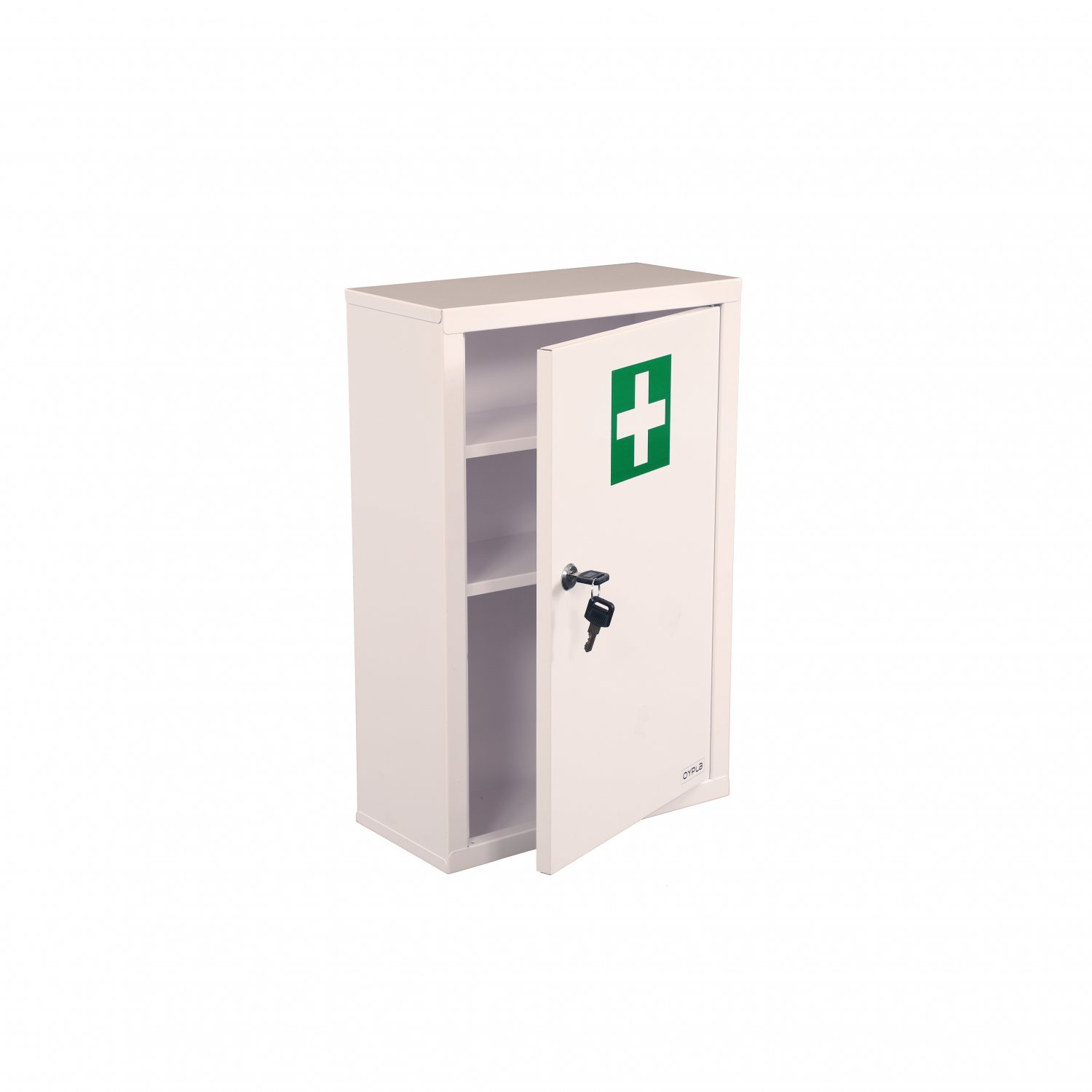 Wall Mounted Metal First Aid Medicine Medical Cabinet Locker