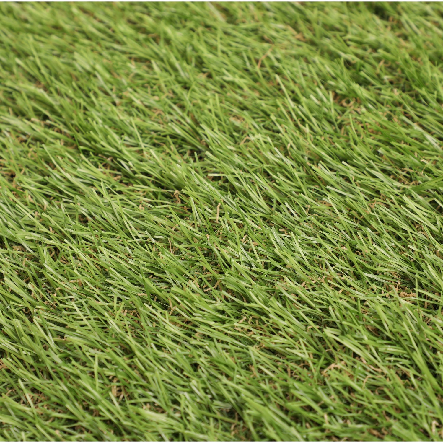30mm Artificial Grass Mat 6ft x 3ft Greengrocers Fake Turf Lawn