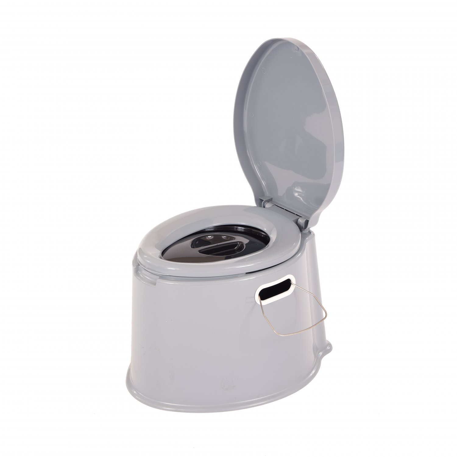 5L Portable Compact Camping Toilet Potty with Removable Bucket