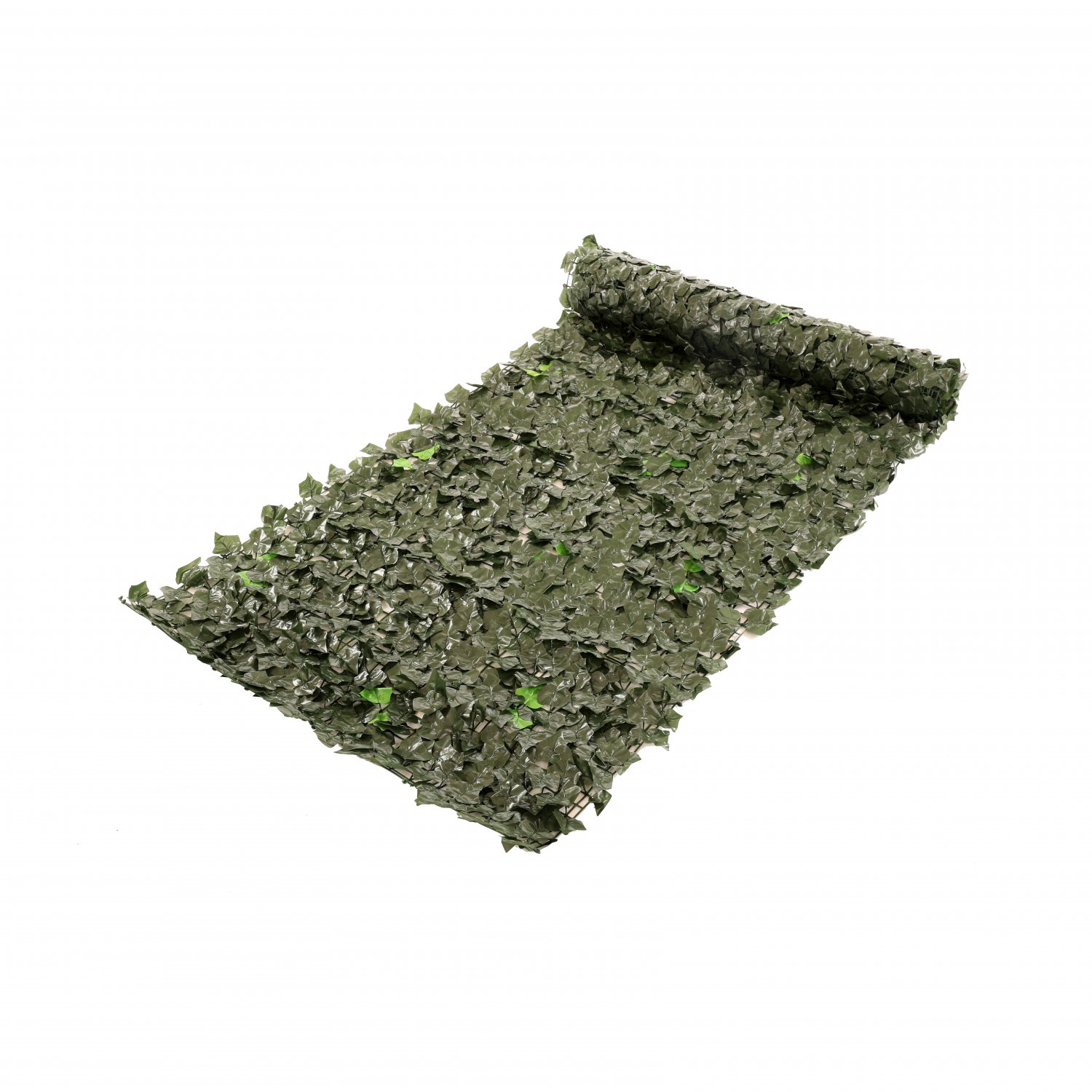 Artificial Ivy Leaf Screen Roll Hedge Garden Fence 1m x 3m