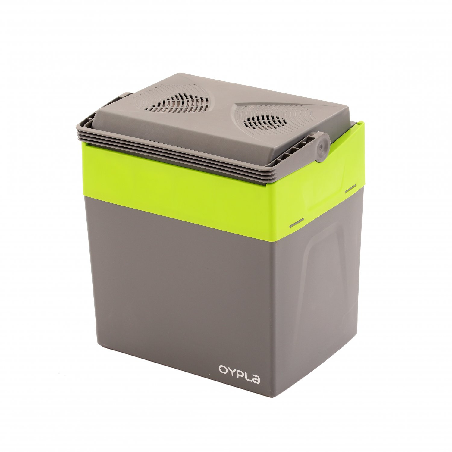 30L 240V AC & 12V DC Coolbox Hot Cold Portable Electric Cool Box