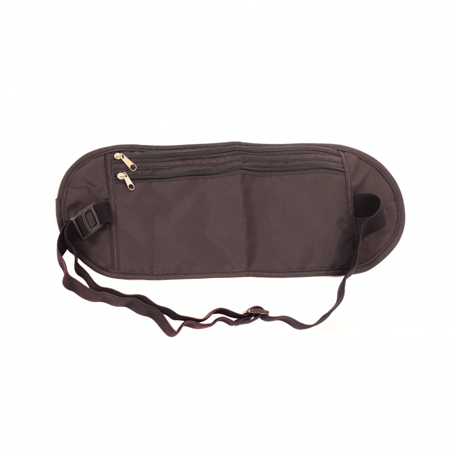 Travel Money Belt Bag Safe Secure Waist Pouch RFID Blocking