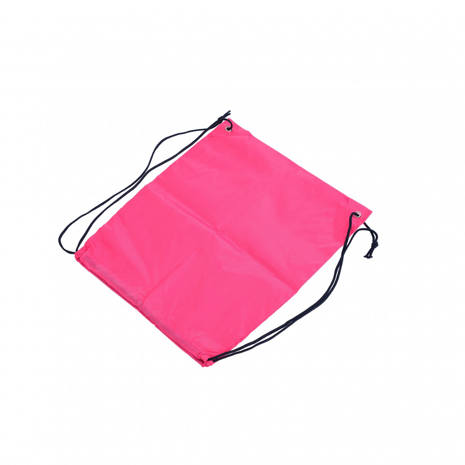 Oxford Cloth Sports PE Pink Laundry Drawstring Bag