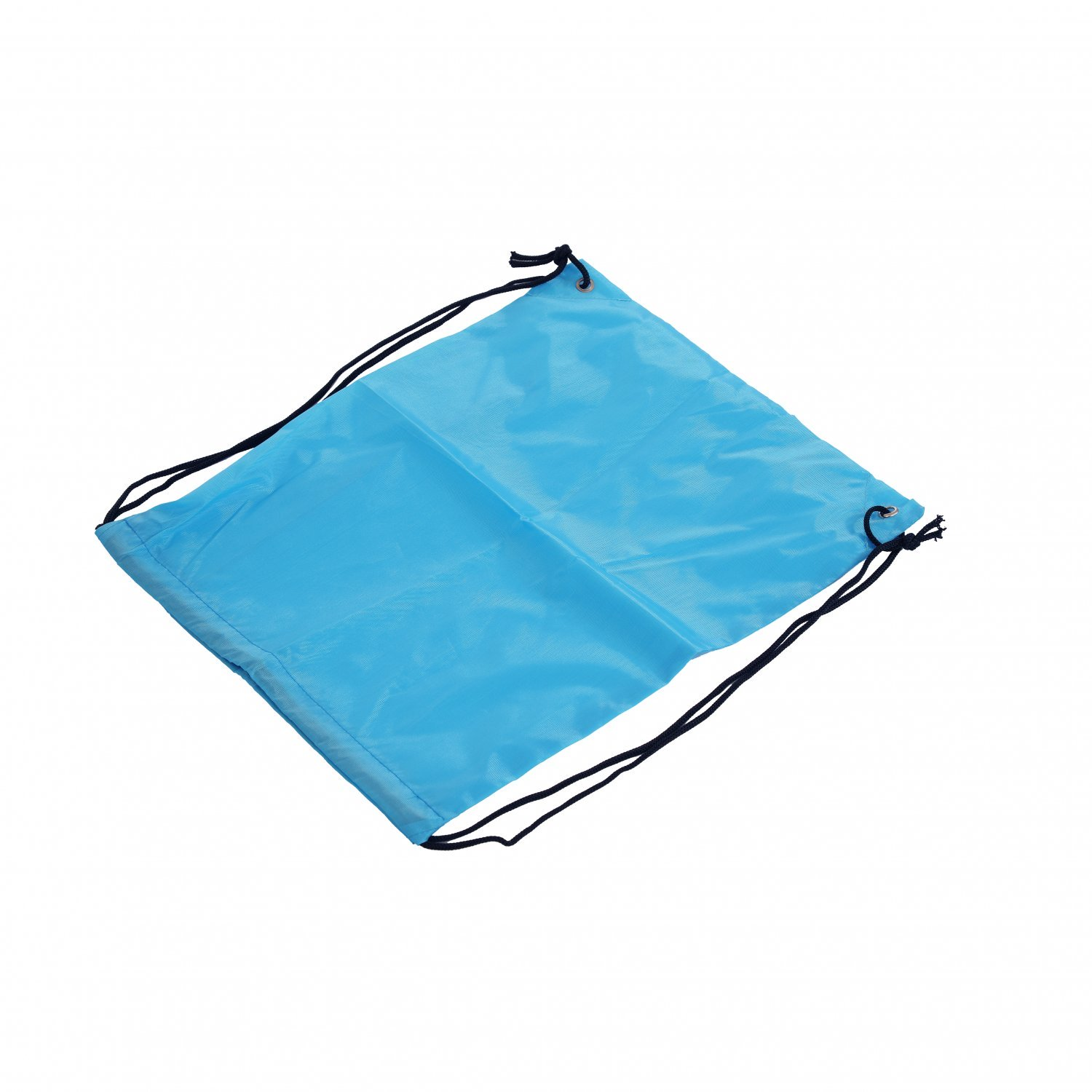 Oxford Cloth Sports PE Ocean Blue Laundry Drawstring Bag