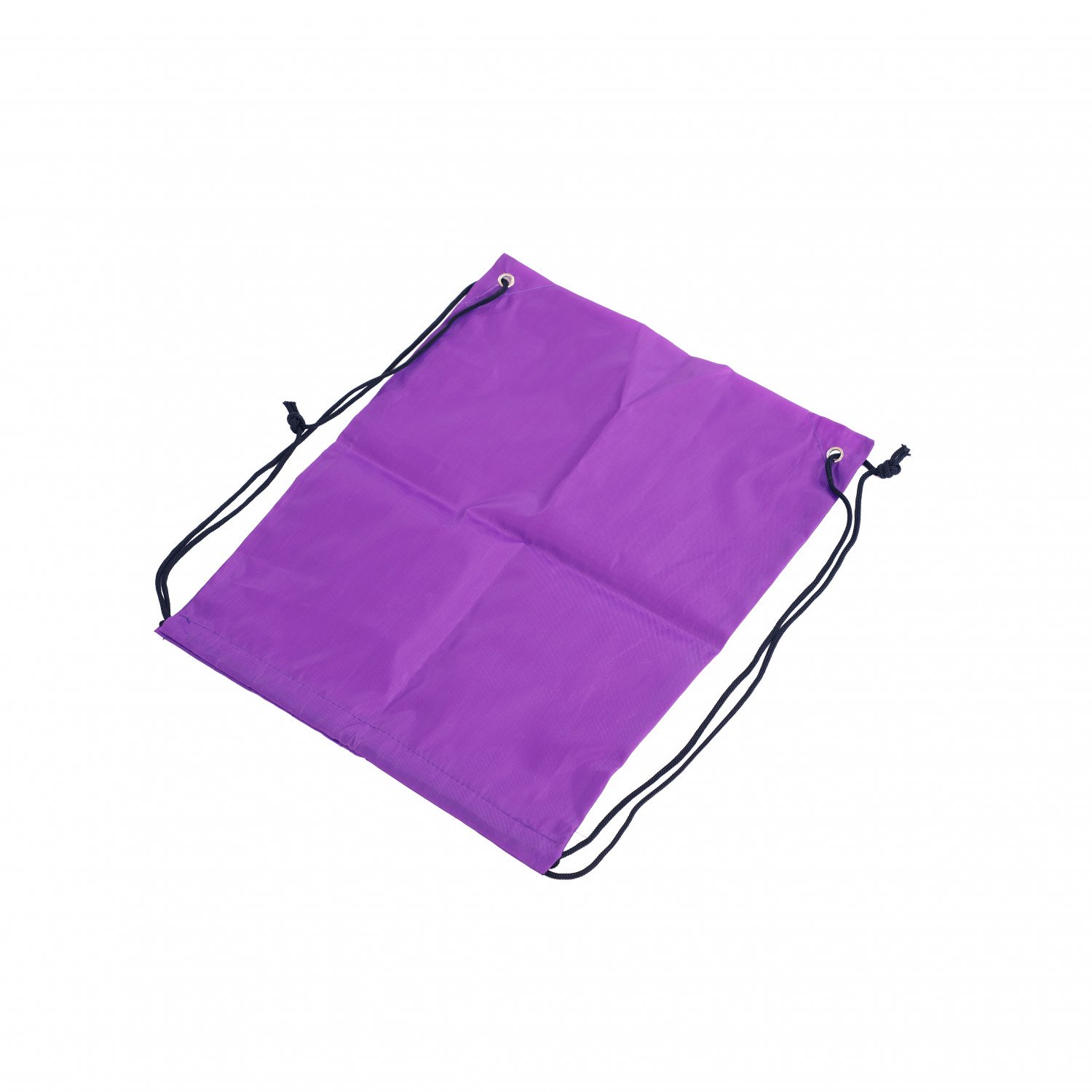 Oxford Cloth Sports PE Purple Laundry Drawstring Bag