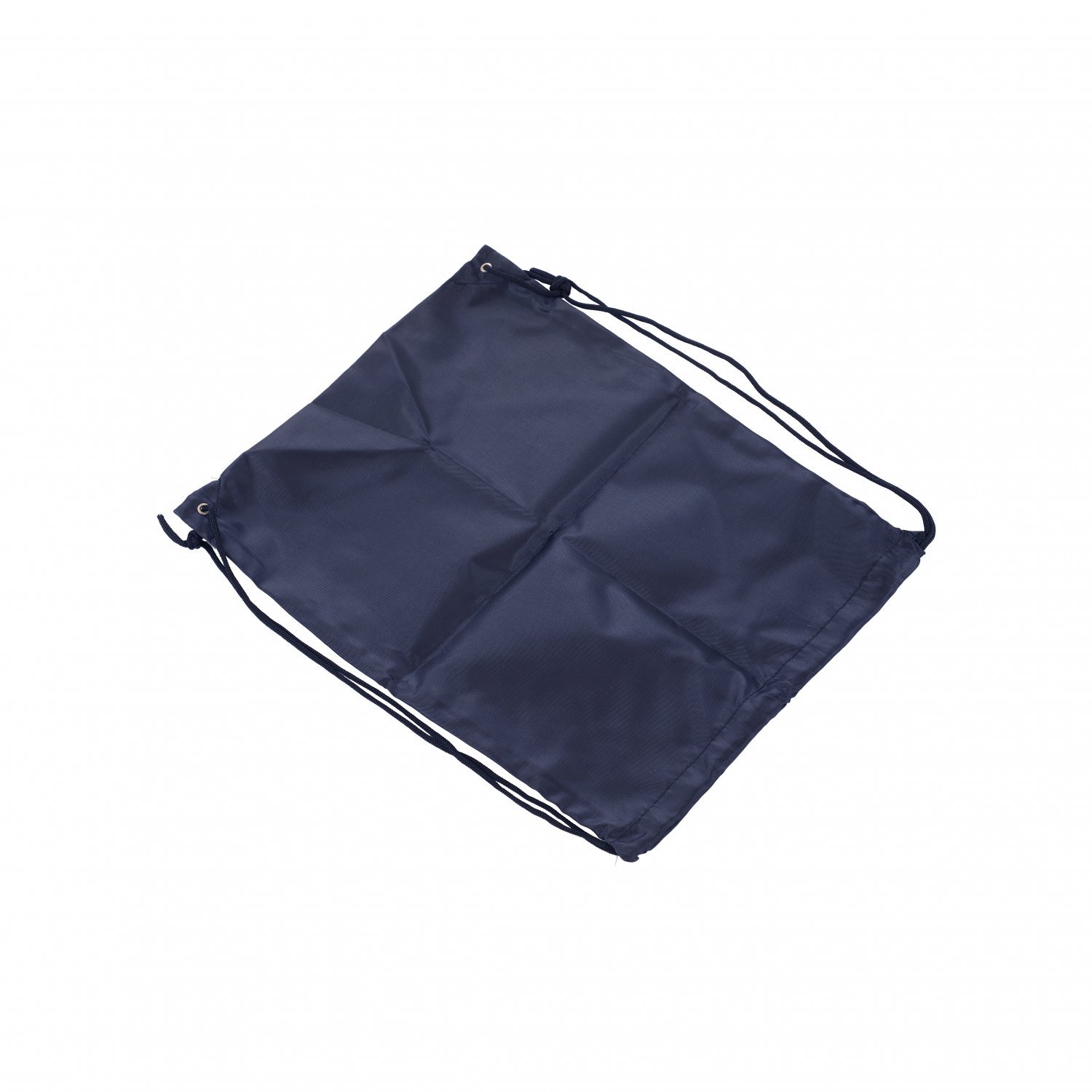 Oxford Cloth Sports PE Black Laundry Drawstring Bag