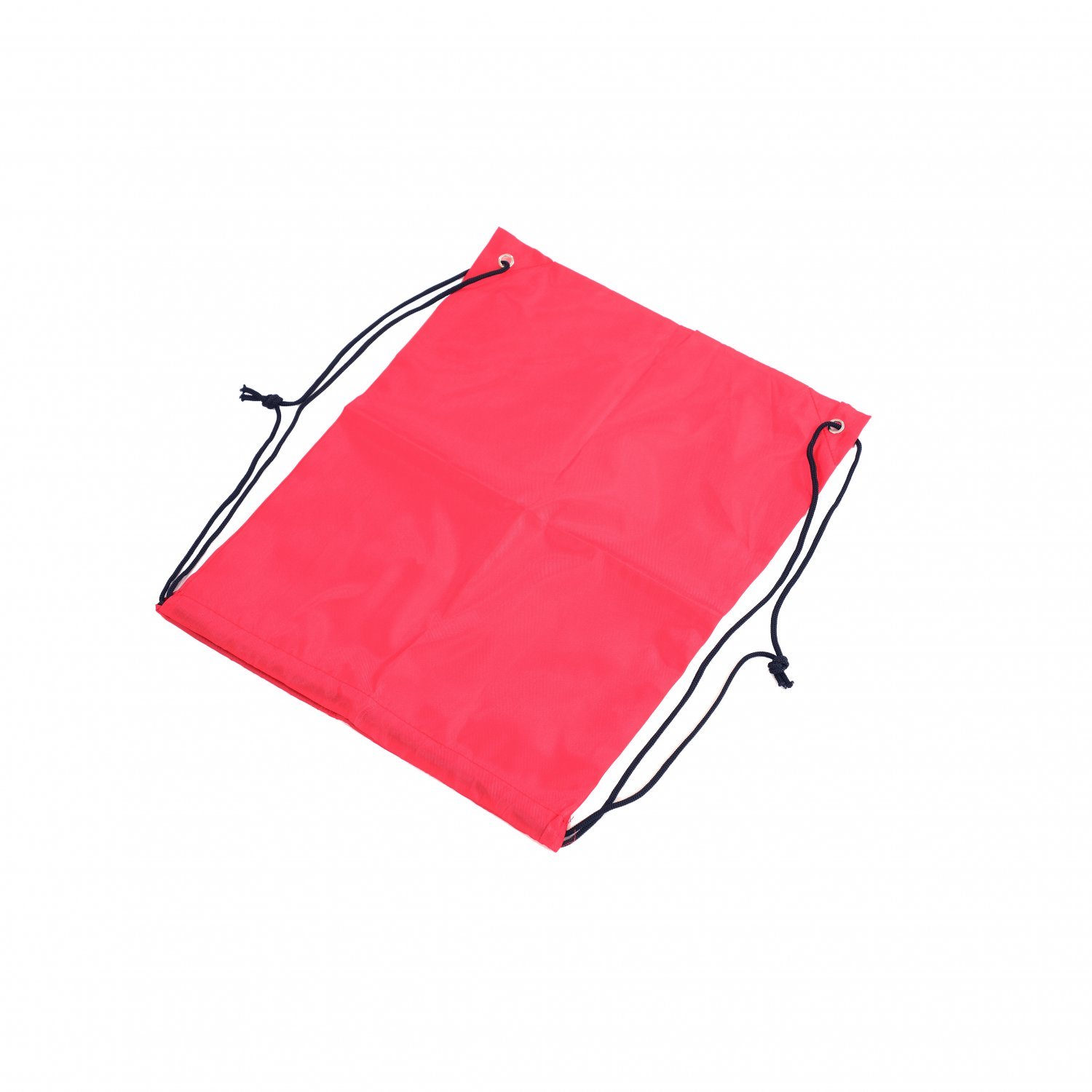 Oxford Cloth Sports PE Red Laundry Drawstring Bag