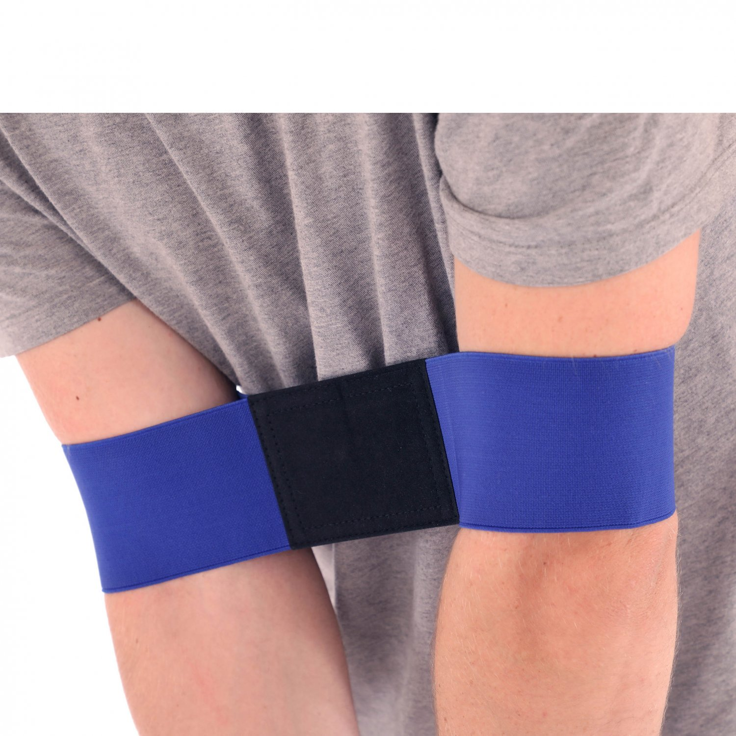 Blue Golf Power Swing Training Aid Arm Position Band