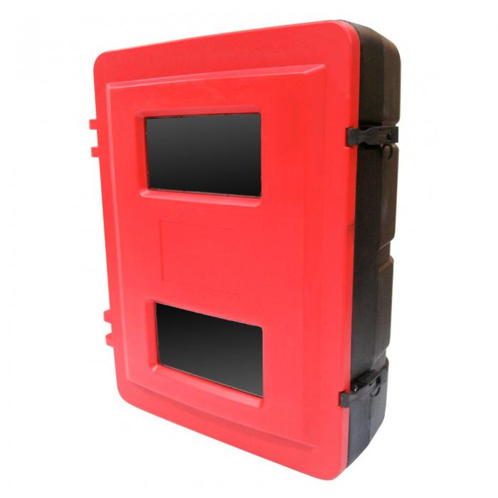 Fire Extinguisher Double Security Cabinet - Home - DIY