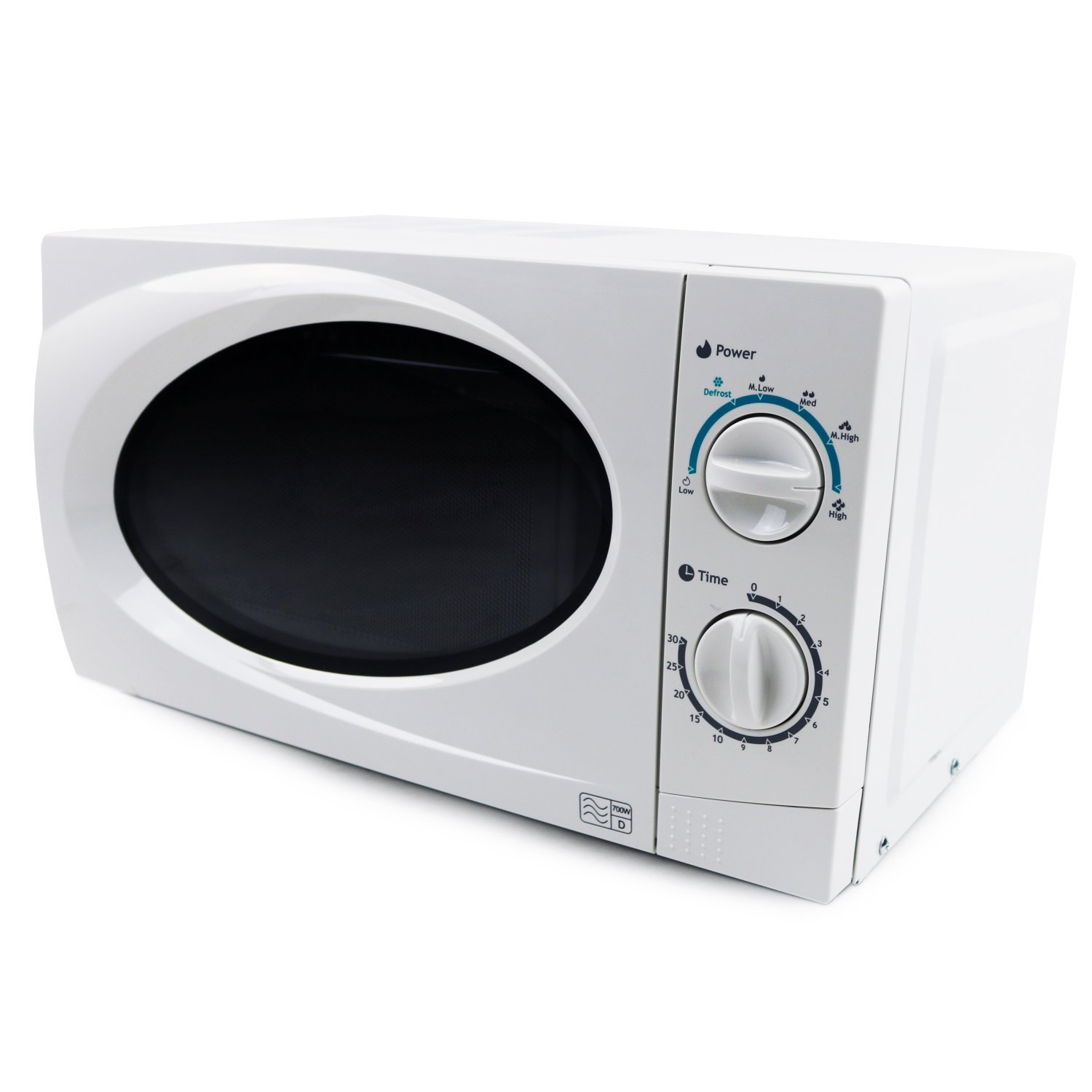 700w Compact Microwave Oven
