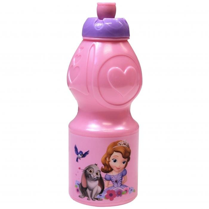 Disney Sofia the First New Sports Drink Water Bottle